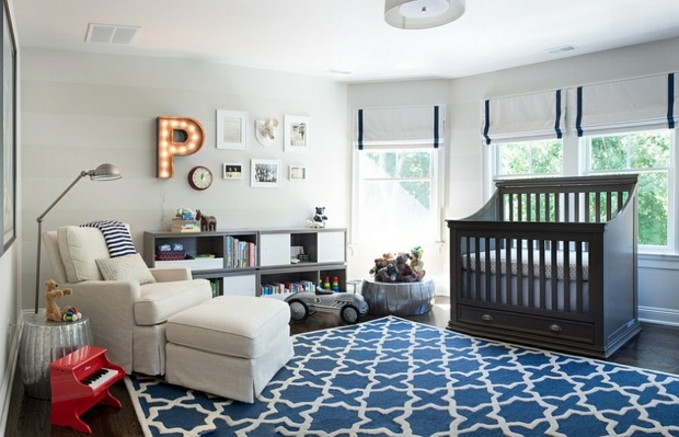 comment bien organiser la chambre autour de bébé