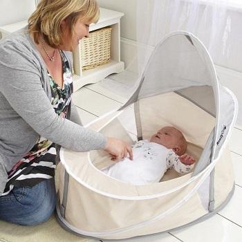le berceau ou lit pour bébé de 0 à 6 mois