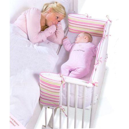 le berceau pour une sécurité de bébé
