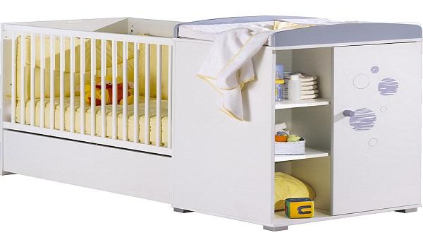 prix d'un lit bébé