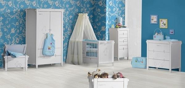 bien choisir la couleur de la chambre bébé