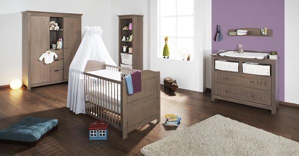 organiser la chambre bébé