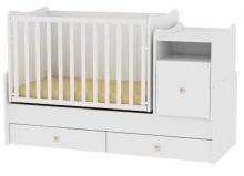 lit-bebe-blanc-evolutif-combine-trend-plus-blanc-lorelli