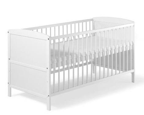 acheter le lit bébé blanc schardt pas cher sur amazon